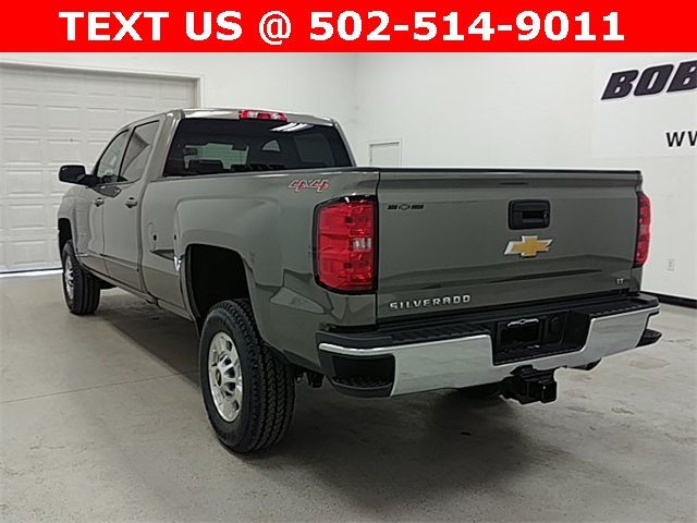 2017 Silverado 2500 Crew Cab 4x4, Pickup #170875 - photo 2