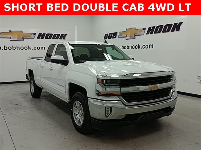 2017 Silverado 1500 Double Cab 4x4, Pickup #170882 - photo 3