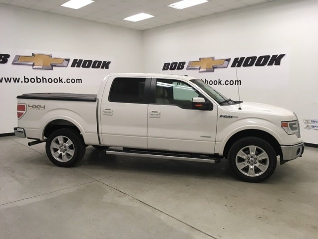 2013 F-150 SuperCrew Cab 4x4, Pickup #170885A - photo 3