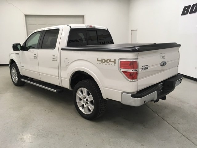 2013 F-150 SuperCrew Cab 4x4, Pickup #170885A - photo 5