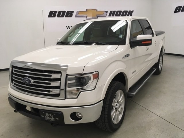 2013 F-150 SuperCrew Cab 4x4, Pickup #170885A - photo 7