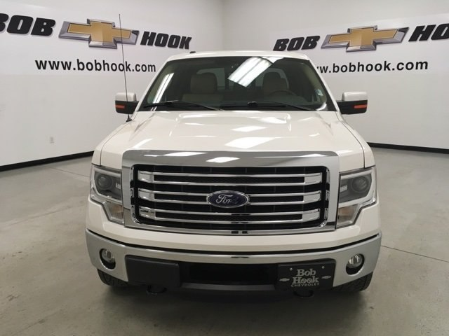 2013 F-150 SuperCrew Cab 4x4, Pickup #170885A - photo 8