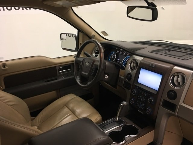 2013 F-150 SuperCrew Cab 4x4, Pickup #170885A - photo 9