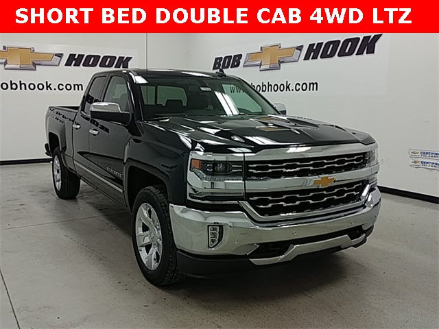 2017 Silverado 1500 Double Cab 4x4, Pickup #170894 - photo 3