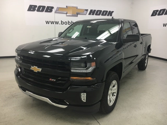 2017 Silverado 1500 Double Cab 4x4, Pickup #170935 - photo 7