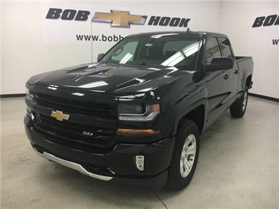 2017 Silverado 1500 Double Cab 4x4 Pickup #170935 - photo 7