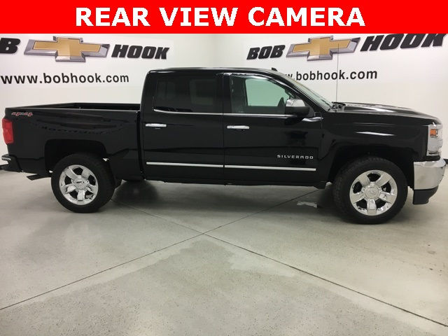 2017 Silverado 1500 Crew Cab 4x4, Pickup #170946 - photo 3