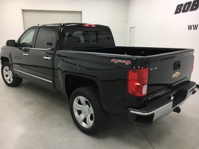 2017 Silverado 1500 Crew Cab 4x4, Pickup #170946 - photo 5