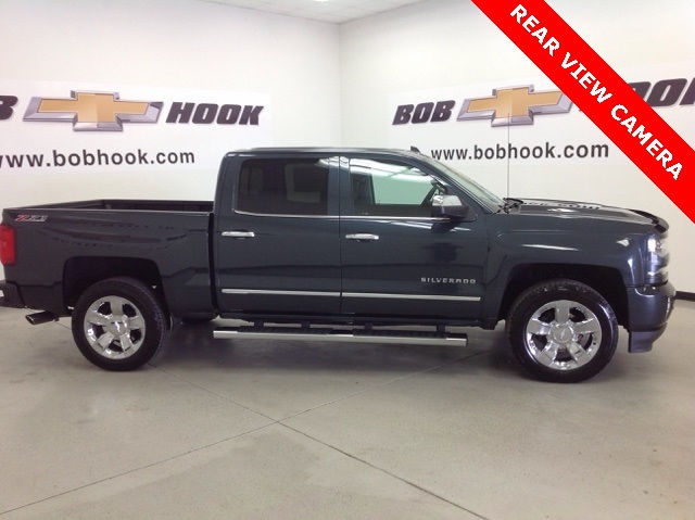 2017 Silverado 1500 Crew Cab 4x4, Pickup #170948 - photo 15