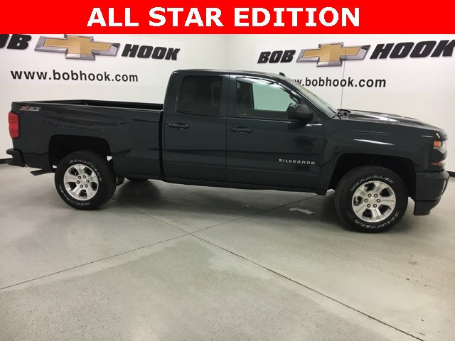 2017 Silverado 1500 Double Cab 4x4, Pickup #170961 - photo 3