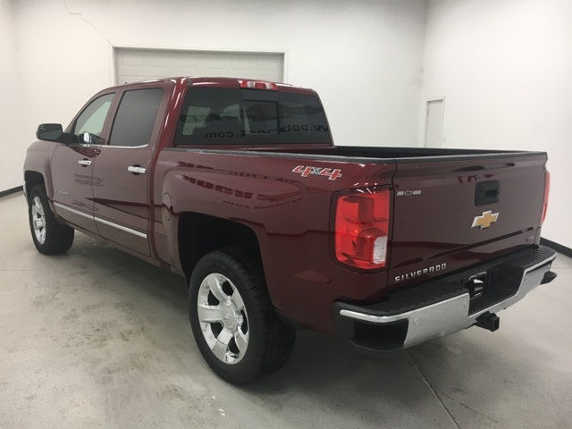 2017 Silverado 1500 Crew Cab 4x4, Pickup #170965 - photo 5