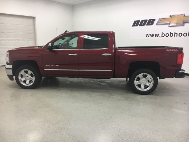 2017 Silverado 1500 Crew Cab 4x4, Pickup #170965 - photo 6