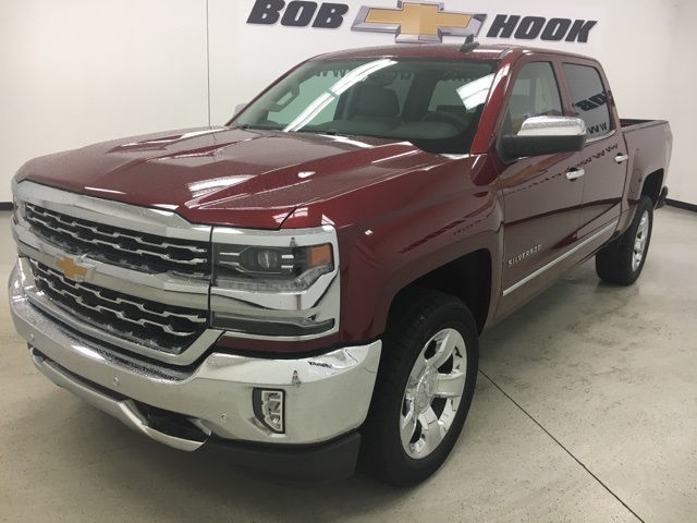 2017 Silverado 1500 Crew Cab 4x4, Pickup #170965 - photo 7