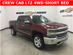 2017 Silverado 1500 Crew Cab 4x4, Pickup #170965 - photo 1