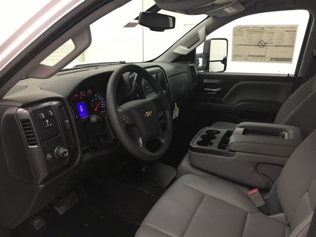 2017 Silverado 2500 Double Cab 4x4, Knapheide Service Body #170998 - photo 14