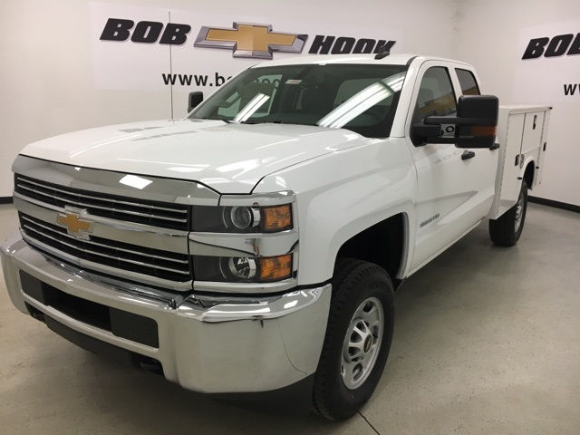 2017 Silverado 2500 Double Cab 4x4, Knapheide Service Body #170998 - photo 8