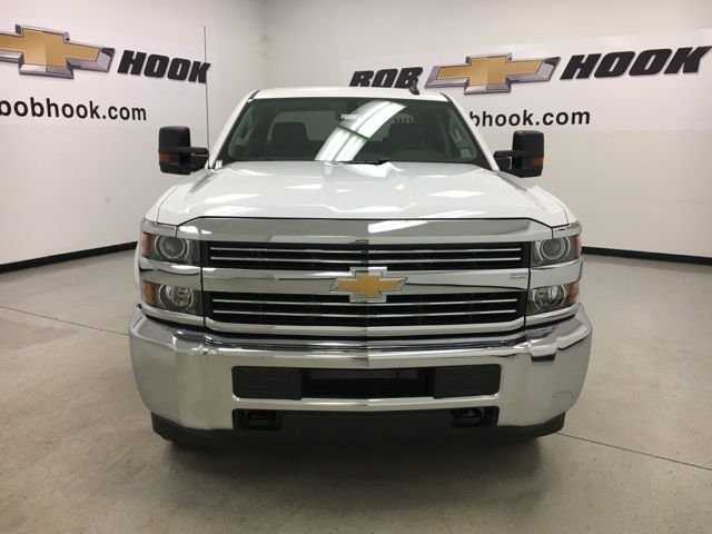 2017 Silverado 2500 Double Cab 4x4, Knapheide Service Body #170998 - photo 9