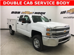 2017 Silverado 2500 Double Cab 4x4, Knapheide Service Body #170998 - photo 1