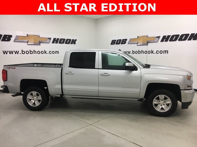 2017 Silverado 1500 Crew Cab 4x4, Pickup #171012 - photo 3