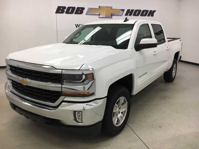2017 Silverado 1500 Crew Cab 4x4, Pickup #171022 - photo 7
