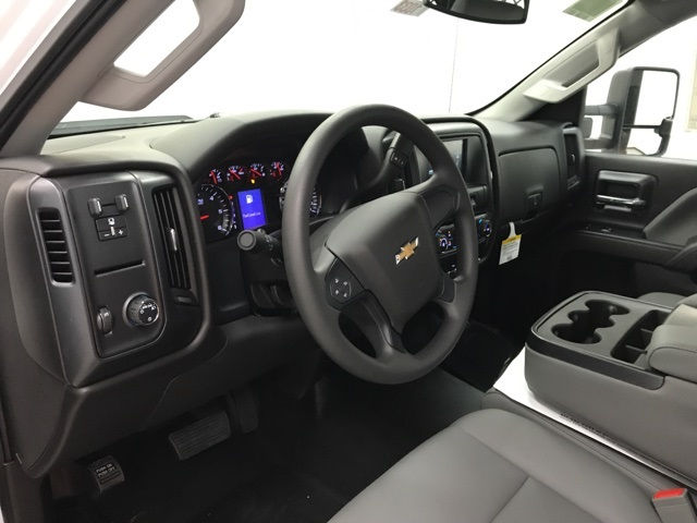 2017 Silverado 3500 Regular Cab DRW, Knapheide Platform Body #171033 - photo 17