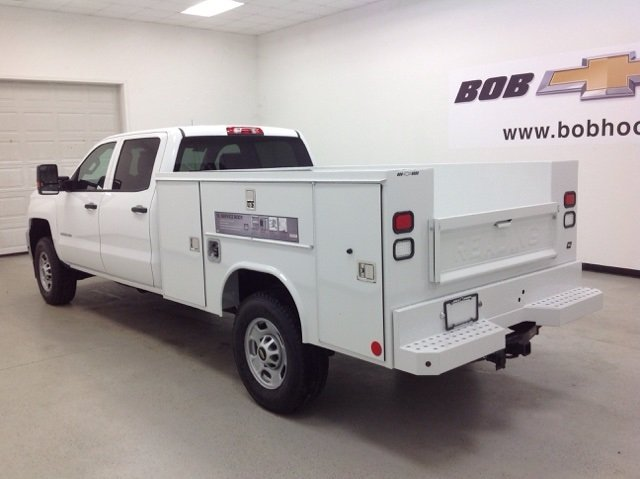 2017 Silverado 2500 Crew Cab 4x4, Reading Service Body #171042 - photo 6