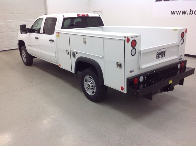 2017 Silverado 2500 Crew Cab, Monroe Service Body #171062 - photo 4
