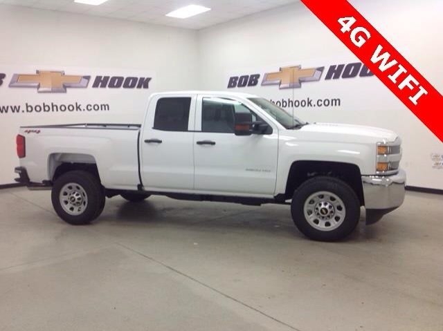2017 Silverado 2500 Double Cab 4x4, Pickup #171083 - photo 4