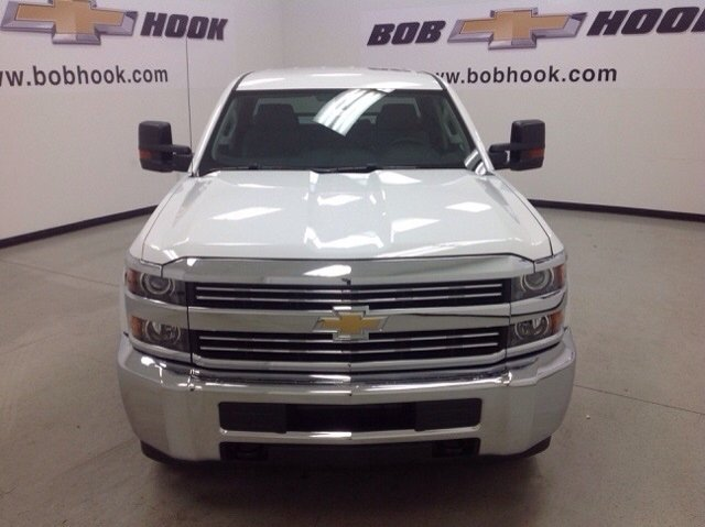 2017 Silverado 2500 Double Cab 4x4, Pickup #171083 - photo 8