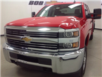 2017 Silverado 2500 Double Cab 4x4, Monroe Service Body #171133 - photo 7