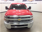 2017 Silverado 2500 Double Cab 4x4, Monroe Service Body #171133 - photo 8