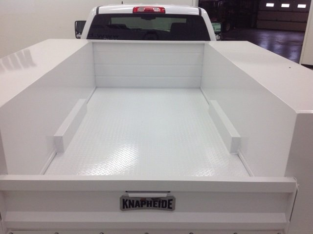 2017 Silverado 3500 Double Cab 4x4, Knapheide Service Body #171162 - photo 14