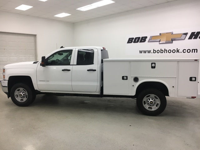2017 Silverado 2500 Double Cab 4x4, Knapheide Service Body #171164 - photo 7