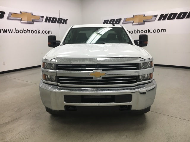 2017 Silverado 2500 Double Cab 4x4, Knapheide Service Body #171164 - photo 8