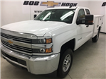 2017 Silverado 2500 Double Cab 4x4, Knapheide Service Body #171164 - photo 1