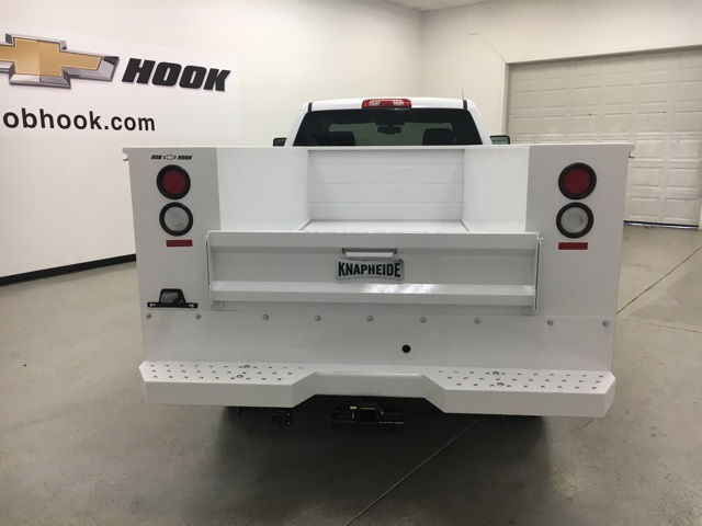 2017 Silverado 2500 Double Cab 4x4, Knapheide Service Body #171169 - photo 3