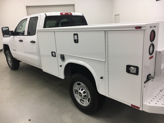 2017 Silverado 2500 Double Cab 4x4, Knapheide Service Body #171169 - photo 4