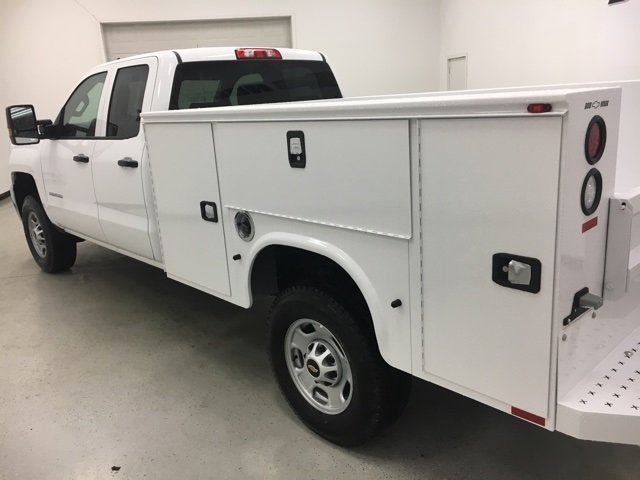2017 Silverado 2500 Double Cab 4x4, Knapheide Service Body #171169 - photo 5