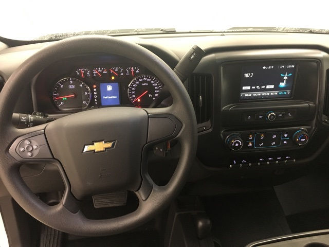 2017 Silverado 2500 Double Cab 4x4, Knapheide Service Body #171172 - photo 12