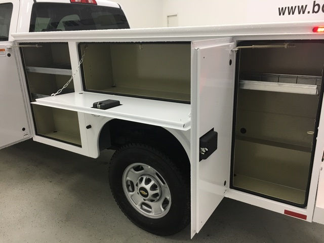 2017 Silverado 2500 Double Cab 4x4, Knapheide Service Body #171172 - photo 20