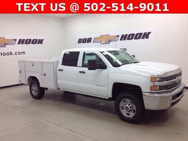 2017 Silverado 2500 Double Cab, Knapheide Service Body #171193 - photo 3