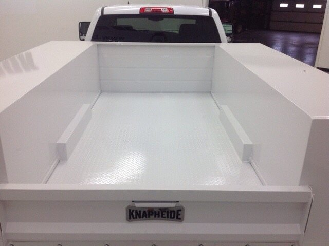 2017 Silverado 3500 Double Cab 4x4, Knapheide Service Body #171194 - photo 13