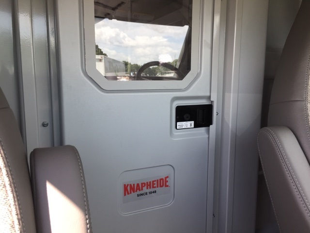 2017 Express 3500, Knapheide Service Utility Van #171203 - photo 7