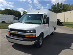 2017 Express 3500, Knapheide Service Utility Van #171203 - photo 1