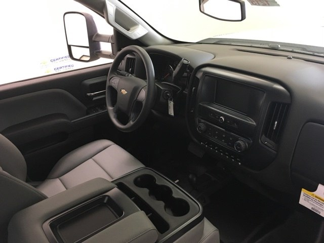 2017 Silverado 3500 Crew Cab 4x4, Knapheide Service Body #171215 - photo 9