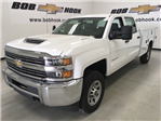 2017 Silverado 3500 Crew Cab 4x4, Knapheide Service Body #171215 - photo 1