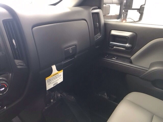2017 Silverado 3500 Regular Cab, Monroe Platform Body #171221 - photo 21