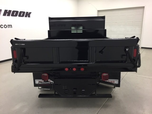 2017 Silverado 3500 Regular Cab DRW 4x4, Air-Flo Dump Body #171246 - photo 4