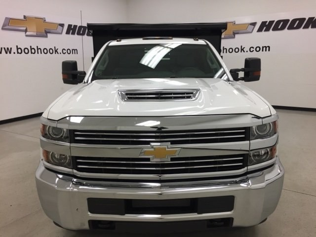 2017 Silverado 3500 Regular Cab DRW 4x4, Air-Flo Dump Body #171246 - photo 9