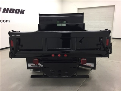 2017 Silverado 3500 Regular Cab DRW 4x4, Air-Flo Pro-Class Dump Body #171246 - photo 4